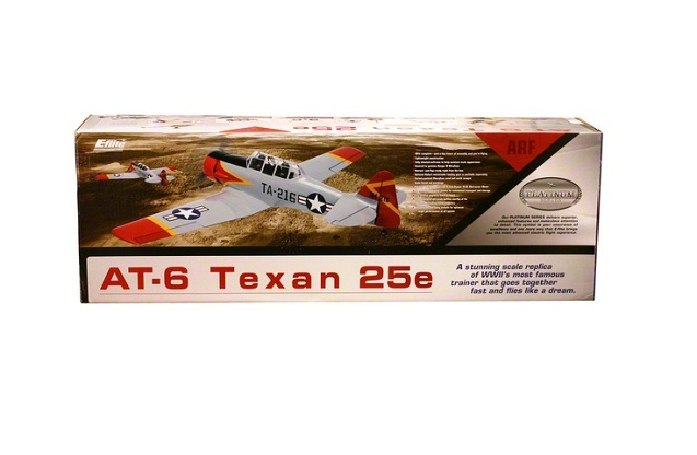 E-Flite AT-6 Texan EFL4500