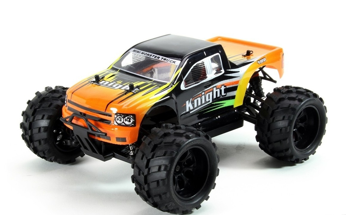 HSP 1/18 EP 4WD Off Road Monster (Brushed, Ni-Mh) HSP-94806-80692