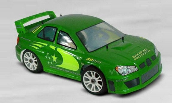 Туринг Car HSP электро Blue Rocket 3 4WD 1:8 94066