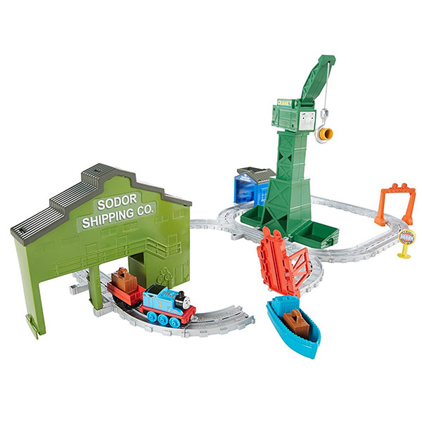 Набор Крэнки на причале Mattel Thomas Friends DVT13