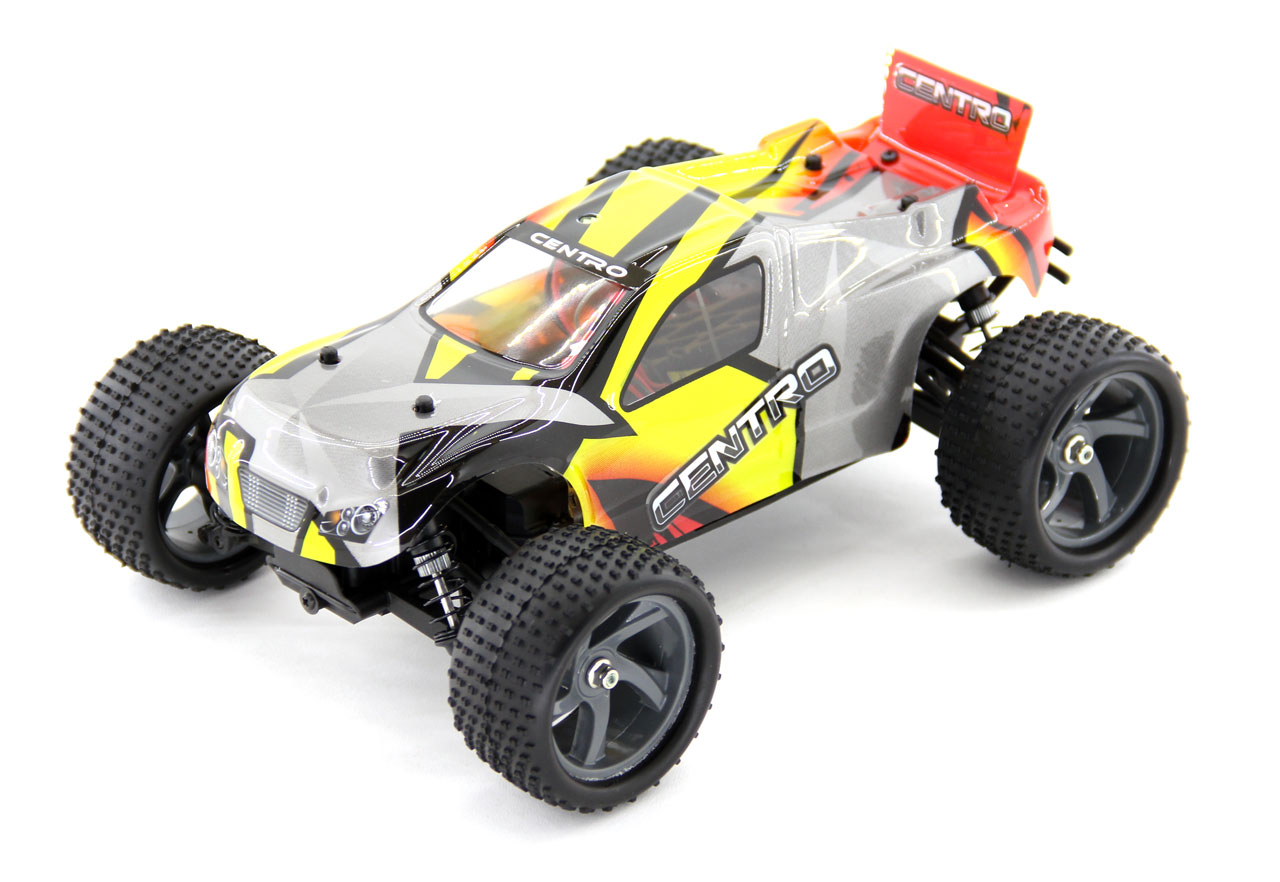 Трак 1/18 4WD Электро - Iron Track Centro RTR IT-E18XT
