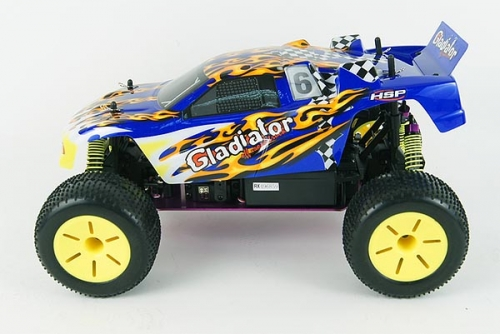 HSP Gladiator Nitro Off-Road Truggy 4WD 1:10 94110
