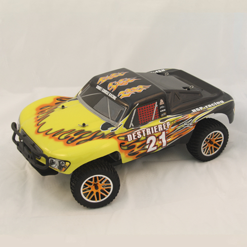 Внедорожник HSP Desert Rally Car 4WD 1:10 2.4G 94170 PRO