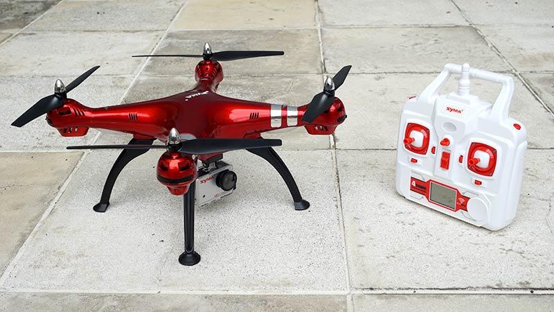 Квадрокоптер с камерой управление видео заказать dji goggles к вош в муром