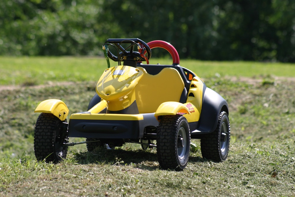 Детские бензиновые автомобили своими руками 77