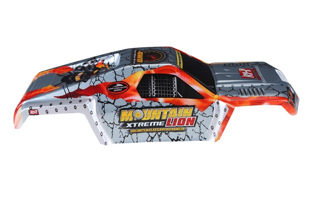 Кузок краулера Remo Hobby: MOUNTAIN LION REM-D7901
