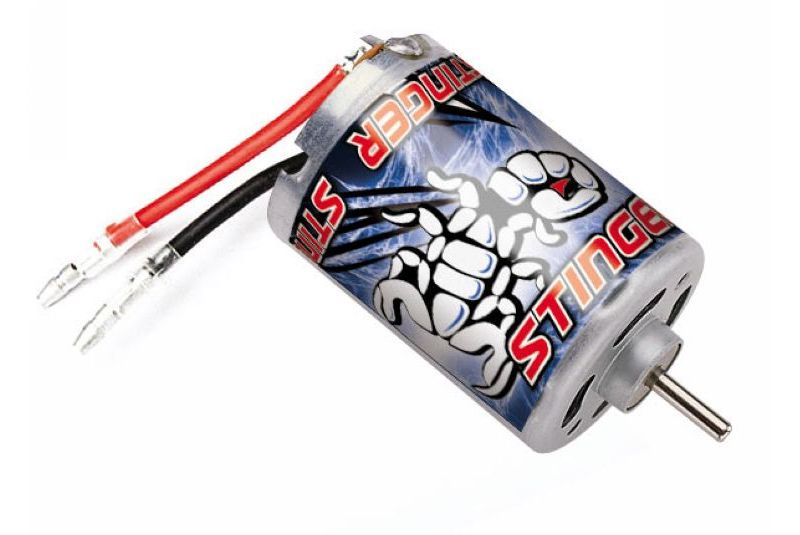 TRAXXAS запчасти Motor, Stinger (20-turn, 540 size) TRA1275