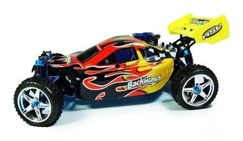 Багги с ДВС HSP Nitro Off-Road Buggy 4WD 1:10 94105