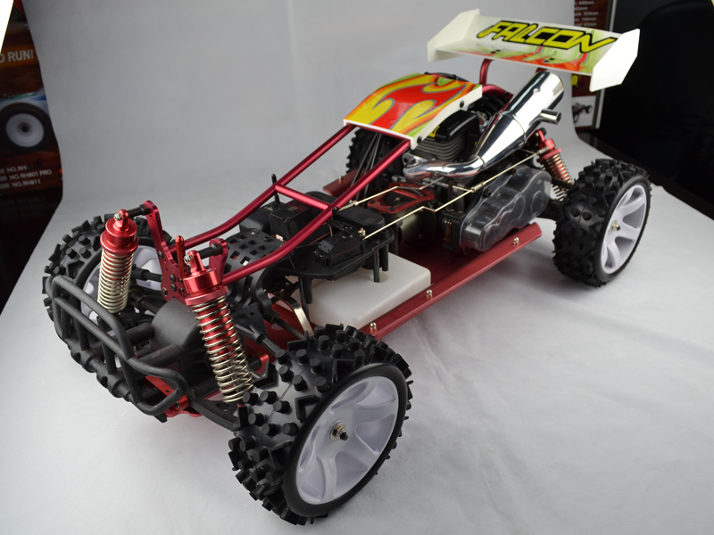 1:5 Off-road Buggy Falcon 4WD, 30CC, RTR, 2,4G RGC-0003-01 (RH505L)