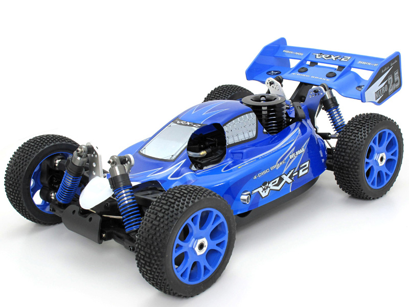 1:8 Off-road Buggy VRX-2 4WD, GO.21, RTR, 2.4G RNC-0003-01 (RH802)