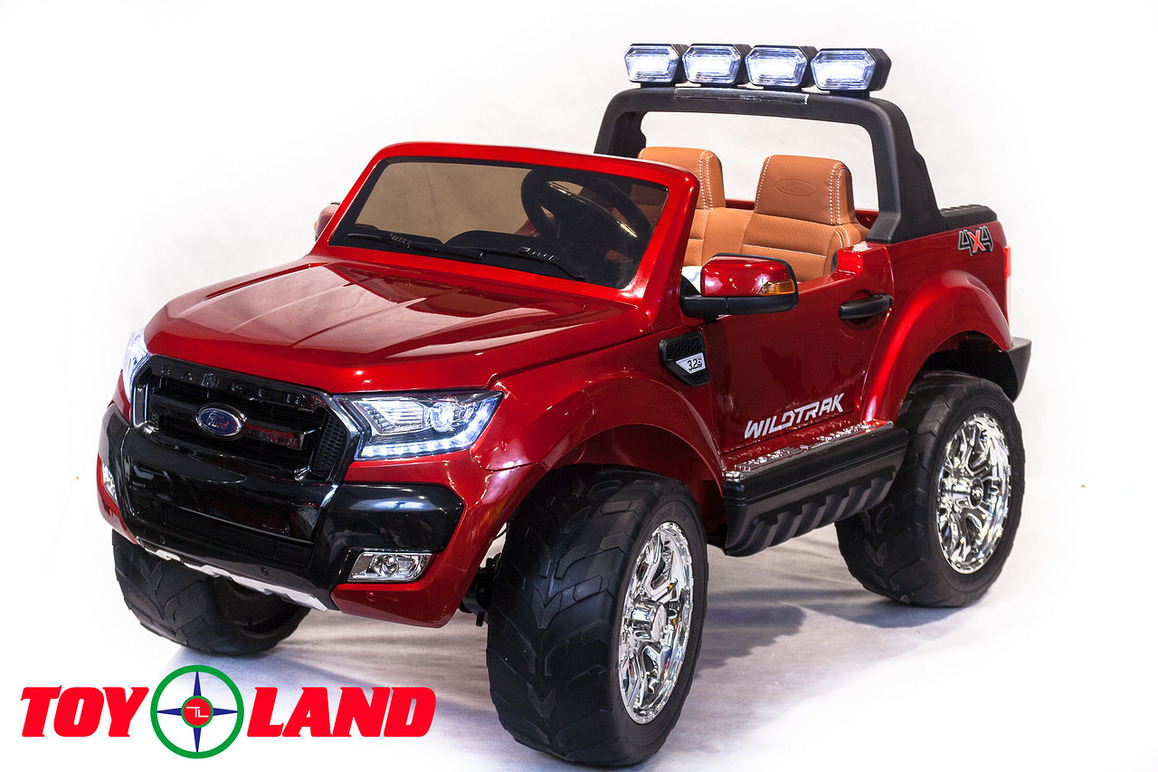 Электромобиль Toyland Ford Ranger NEW 4X4 F650