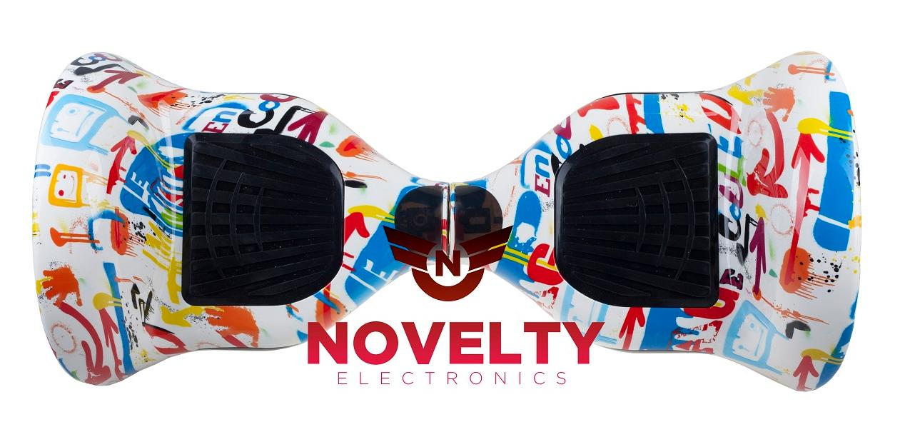 Гироскутер Novelty Electronics (Graffiti) 10 дюймов L1-B