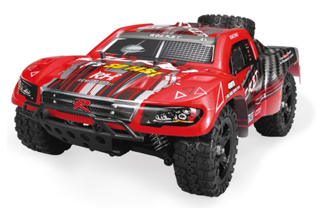 Шорт-корс трак 1:16 Remo Hobby ROCKET Brushed 4WD 2.4Ghz RTR (влагозащита) RH1621