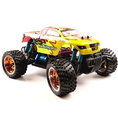 Монстр HSP Electric Off-Road KidKing Pro 4WD 1:16 (2.4G) 94186PRO