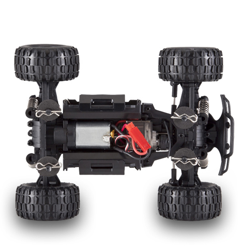 Внедорожник HSP Electric Powered Monster Truck MT24 2.4G 1/24 94246