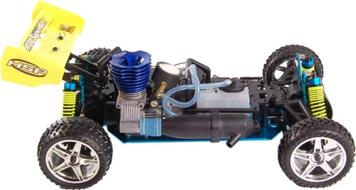 Багги с ДВС HSP Nitro Off-Road Buggy 4WD 1:10 94166