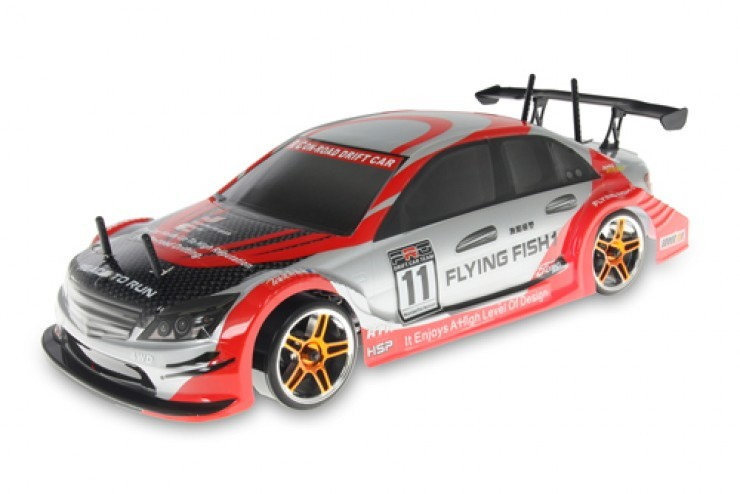 HSP XSTR Power Drift Car 4WD Дрифт 1:10 94122D