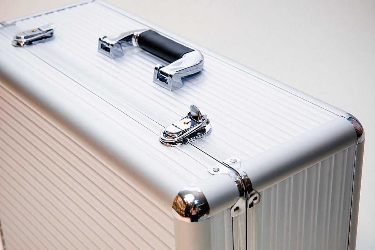 Металлический кейс dji для хранения аккумулятора mavic air combo vision plus v3