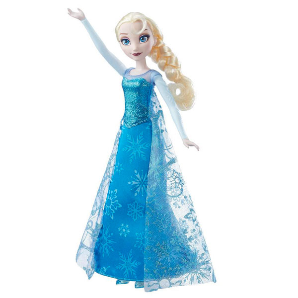 Поющая Эльза Hasbro Disney Princess B6173