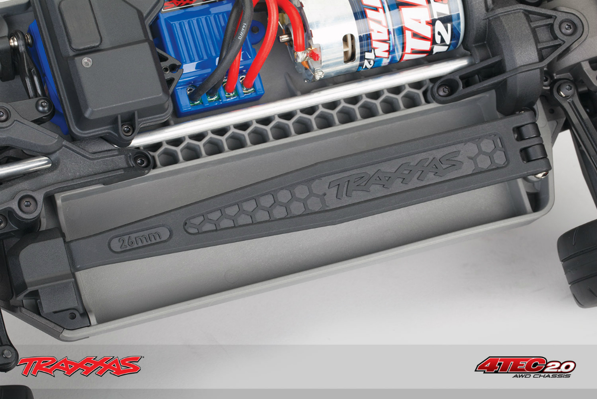 TRAXXAS Ford GT 1/10 4WD 46225