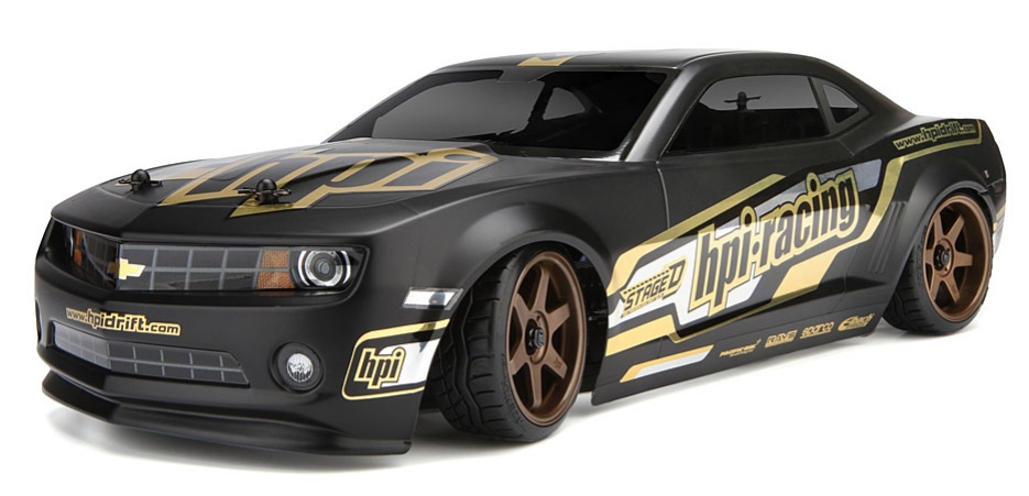 Туринг 1/10 - RTR SPRINT 2 DRIFT CAMARO (2.4GHz/ влагозащита) (NEW) HPI-106149