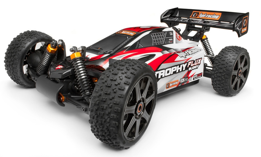 Багги 1/8 электро - Trophy Buggy Flux RTR 2.4GHz HPI-107016