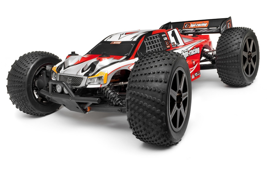 Трагги 1/8 электро - Trophy Truggy Flux RTR (радио 2.4GHz) без АКБ и ЗУ (NEW) HPI-107018