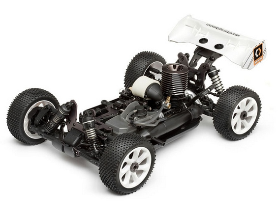 Багги 1/8 нитро - Pulse 4.6 Buggy RTR 2.4GHz HPI-107020