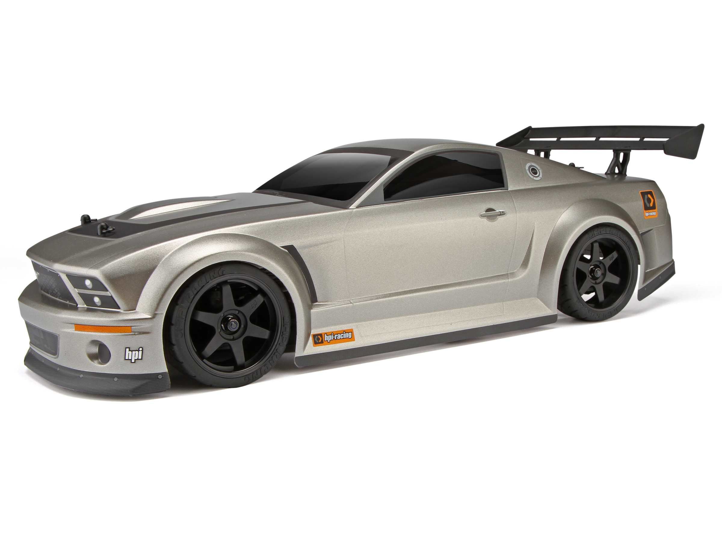 Туринг 1/10 - RTR SPRINT 2 FLUX MUSTANG GT-R (NEW) HPI-112710