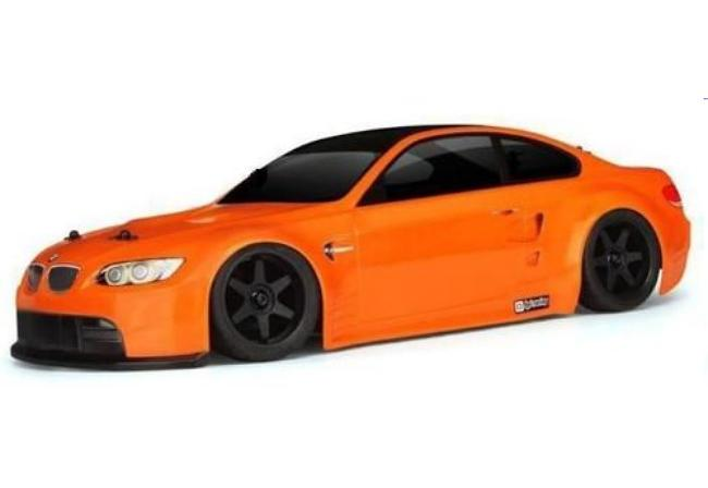 Туринг 1/10 - SPRINT 2 FLUXM3 GTS ORANGE (2.4, влагозащита) HPI-112862