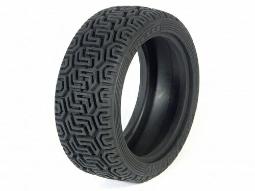 Шины ралли 1/10 - PIRELLI  T RALLY 26MM (2шт)  D COMPOUND HPI-4467