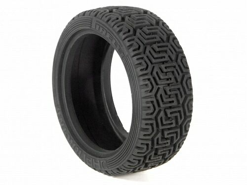 Шины ралли 1/10 - PIRELLI T RALLY 26MM (2шт) S COMPOUND HPI-4468