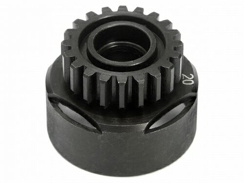 RACING CLUTCH BELL 20 TOOTH (1M) HPI-77110