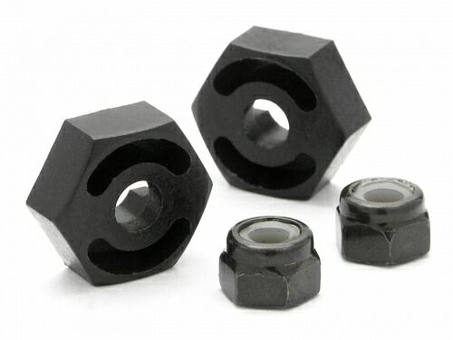 Хабы колесные (HEX/PIN  NUT/SPRINT) (4шт) HPI-85003
