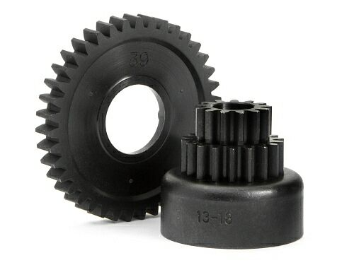2 SPEED SECOND GEAR SET (39/18 TOOTH) HPI-A818