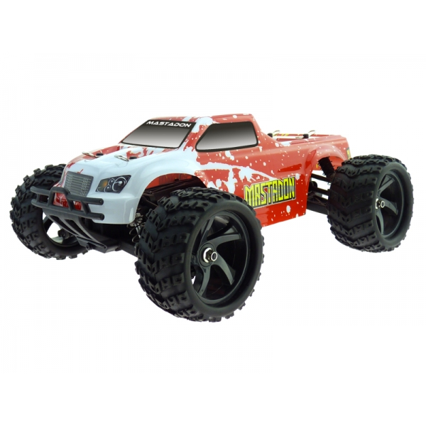 Монстр  1/18 4WD Электро - Iron Track Mastadon RTR IT-E18MT