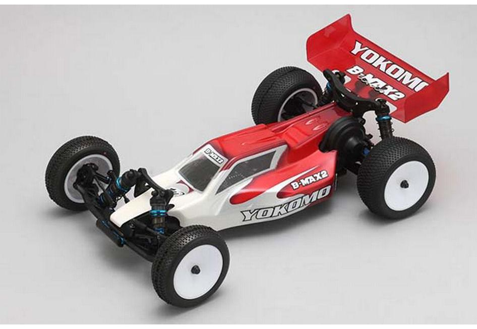Багги 1/10 - B-MAX2MR Ver.3 2WD YOK-B-MAX2MR3