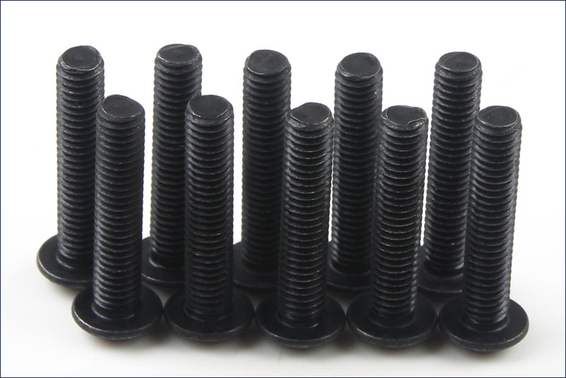 KYOSHO запчасти Button Screw(Hex/M3x15/10pcs) 1-S13015H