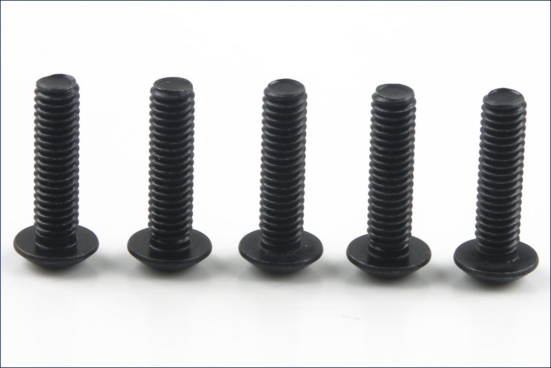 KYOSHO запчасти Button Screw(Hex/M4x15/5pcs) 1-S14015H