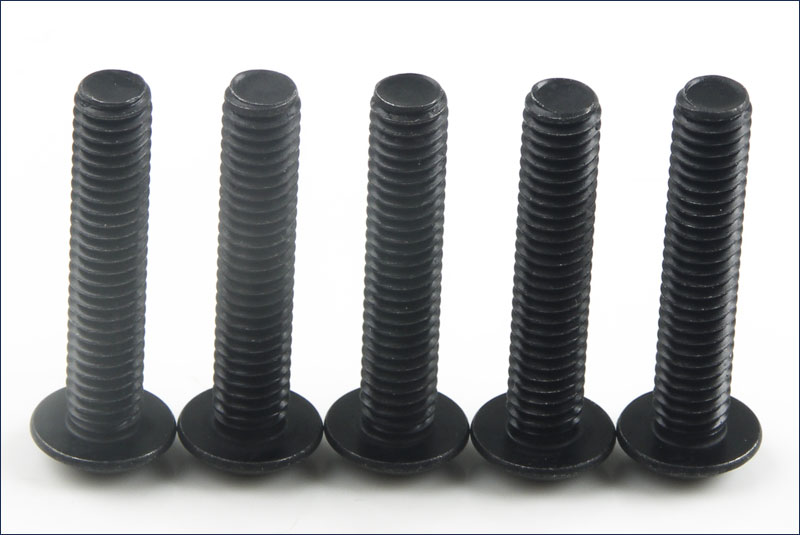 KYOSHO запчасти Button Screw(Hex/M4x20/5pcs) 1-S14020H