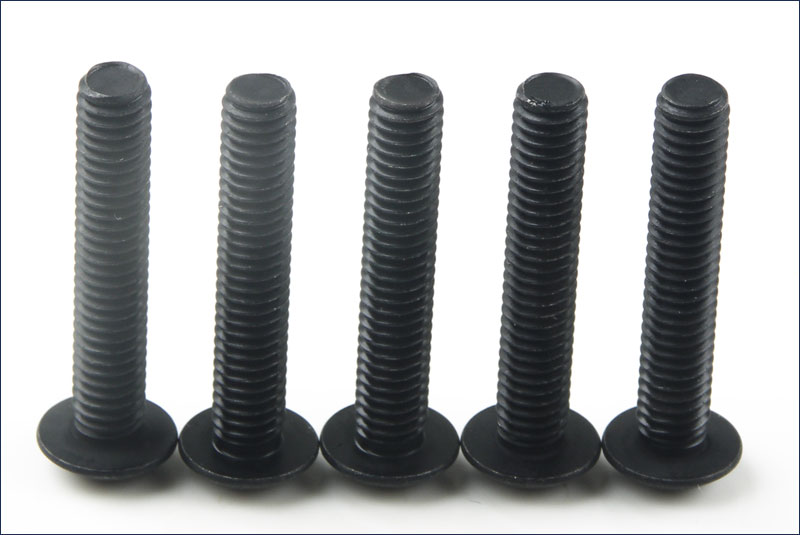 KYOSHO запчасти Button Screw(Hex/M4x22/5pcs) 1-S14022H