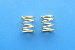 KYOSHO запчасти Front Spring(2.5-1.7) VZ072-2517