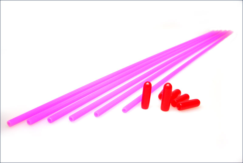 KYOSHO запчасти Color Antenna(KP/6pcs) 1706