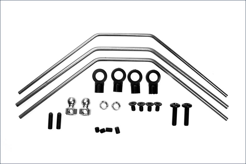 KYOSHO запчасти Front Stabilizer Set IFW104