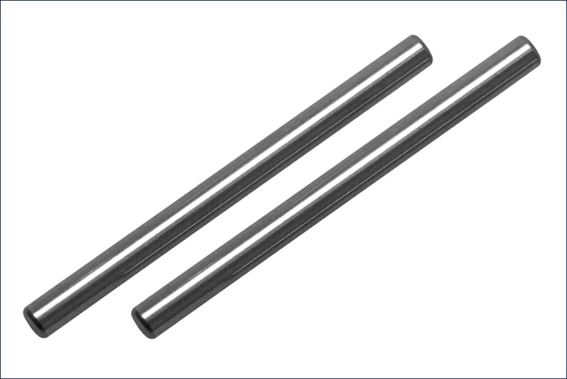 KYOSHO запчасти Upper Sus. Shaft(3x39mm/F TR122