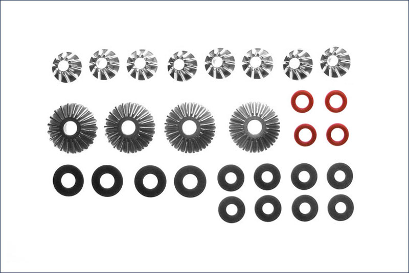 KYOSHO запчасти Diff. Gear Set VZ012
