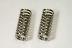 KYOSHO запчасти Shock Spring(9-2.2/L=45/Silver/2Pcs) IGW004-9022