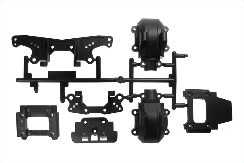 KYOSHO запчасти Sus. Holder  FA012