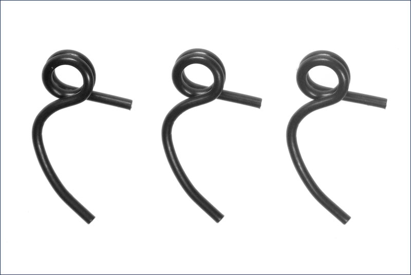 KYOSHO запчасти 3PC Cluch Spring (1.00) IFW53