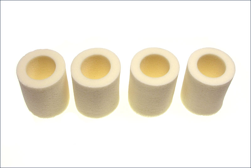 KYOSHO запчасти Air Cleaner Sponge(4pcs) IF334-1